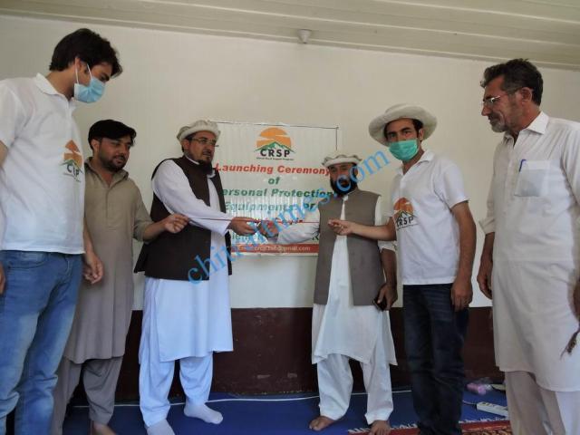 kalash valley corona kits distributes 5 1