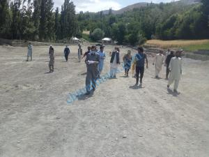pologround kosht rehabilitation works started upper chitral2