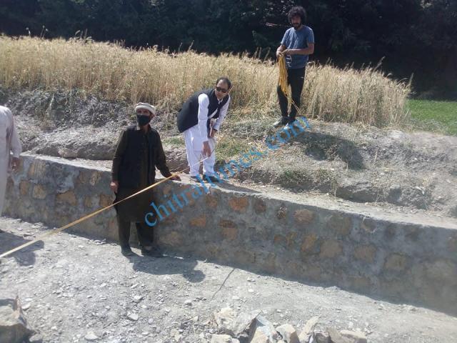 pologround kosht rehabilitation works started upper chitral22
