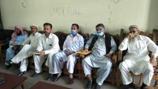 private schools association press confrence chitral 2