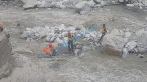 rescue 1122 operation in golain valley after flood1 1 scaled