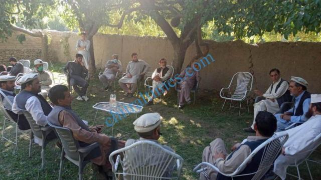 tahreek huquq upper protest gainst shandur handarap national park 2