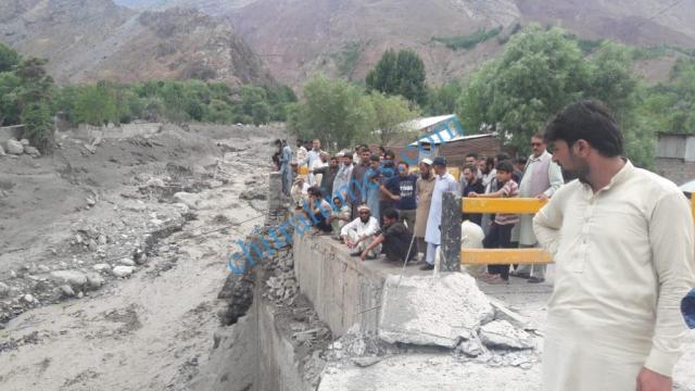 Reshun upper chitral flood pics 4