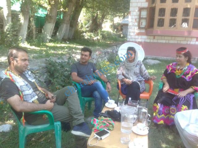 director archialogy and museum abdulsamad kalash visit2