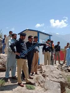 dpo chitral abdul haye visit hydropower 4 1 scaled