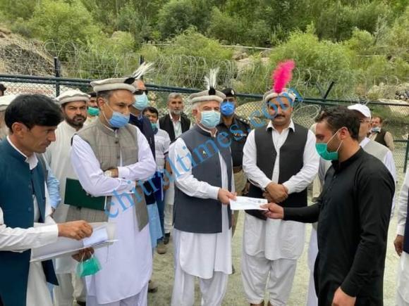 CM Chitral visit Reshun Golain 11