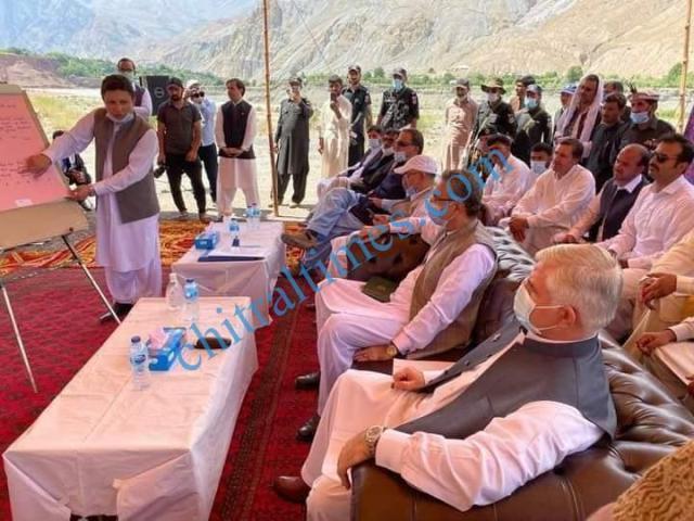 CM Chitral visit Reshun Golain 3