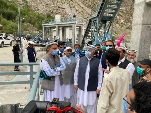 CM Chitral visit Reshun Golain 8
