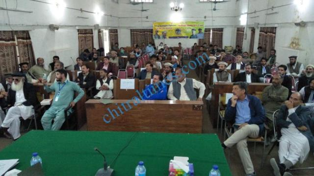 chitral development forum meeting gathering2