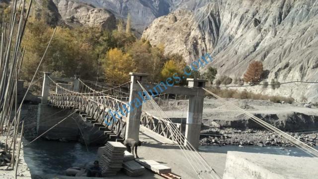 kosht bridge upper chitral
