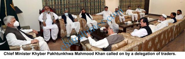 cm kp chaired meeting traders delegation2