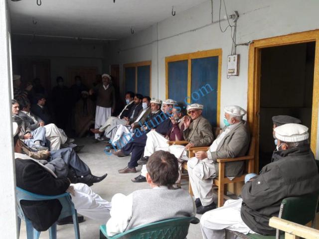 ppp chitral barsi bhutto