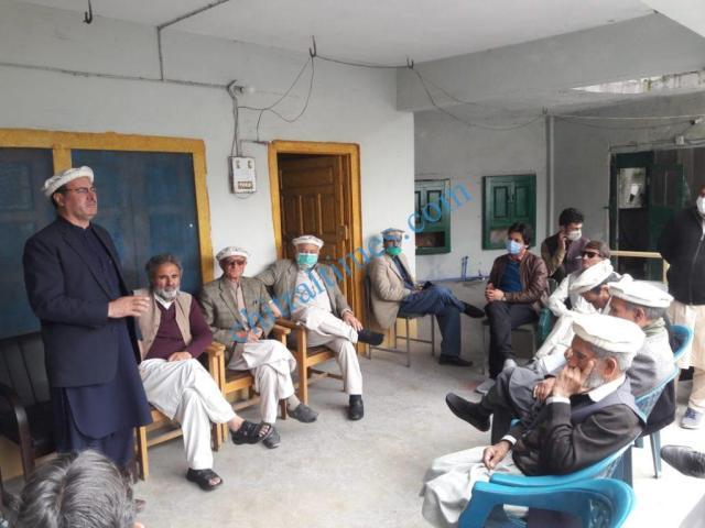 ppp chitral barsi saleem khan