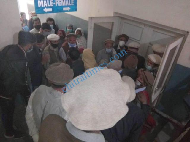 Dhq hospital vacination chitral2