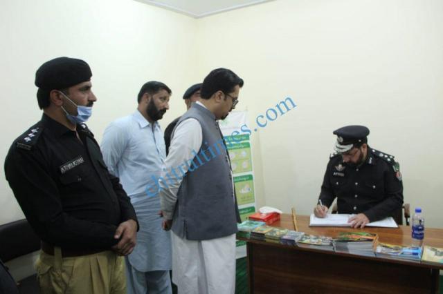 RPO Malakand Chitral visit