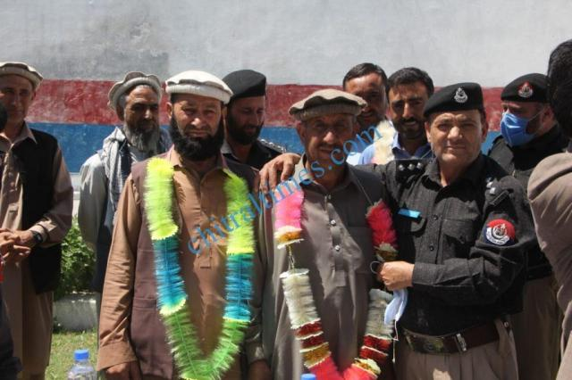 police transfered bifurcation upper chitral4