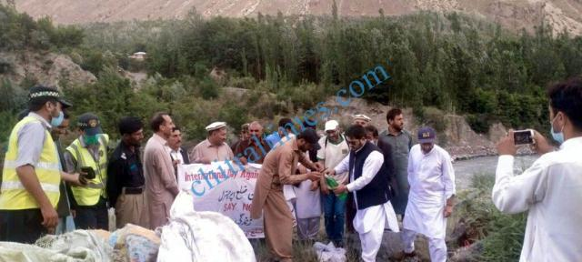 chitraltimes drugs distroyed upper chitral3