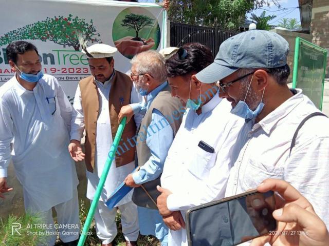 chitraltimes upper chitral plantation campaign3