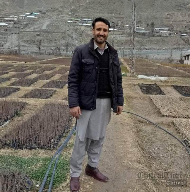 chitraltimes forest gurad jamshed ahmad died on duty chitral