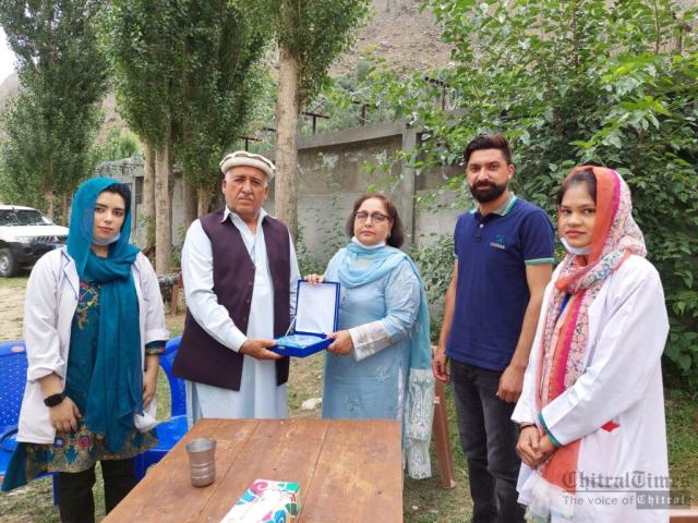 chitraltimes free mamography camp chitral