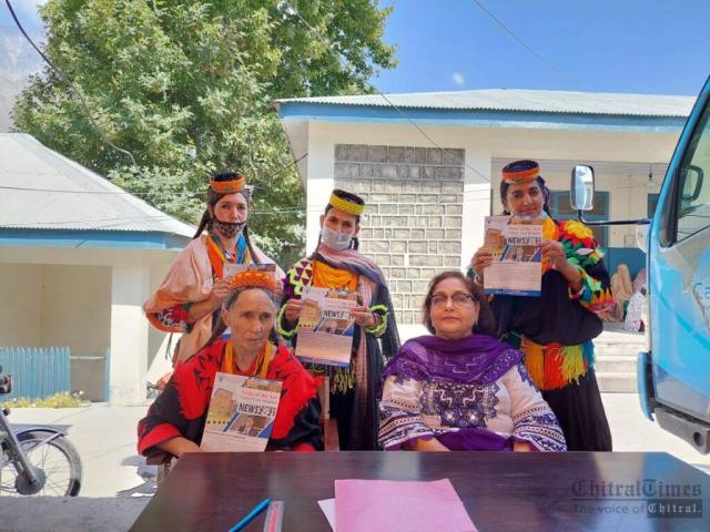 chitraltimes free mamography camp chitral1