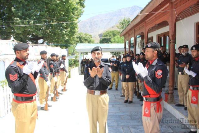chitraltimes shuhada police chitral program5