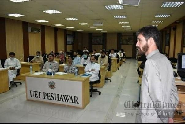 Ahsan phD defence uep chitral 2