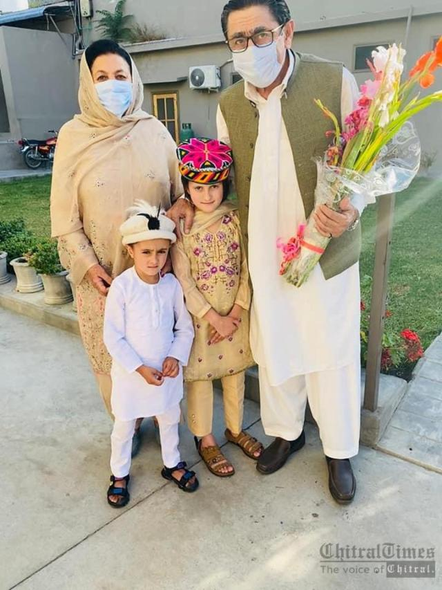 chitraltimes sher wali khan aseer and mrs hunza visit