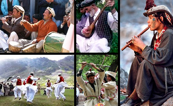 Cultural diversity of chitral
