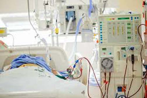 Dialysis machine out of order for 10 months