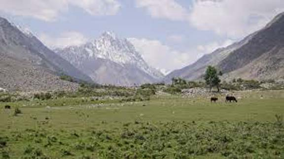 Handarap national park - a misleading name
