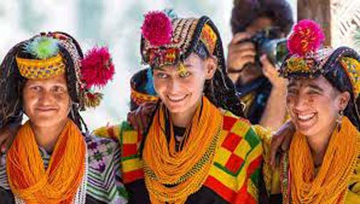 Do you know the Kalasha tribe of Pakistan?