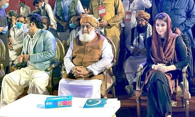 Pakistan stuck in a political traffic jam
