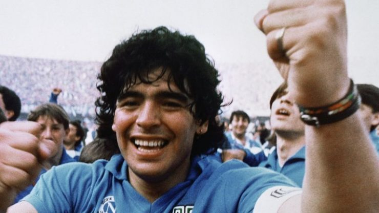 Football legend Maradona is dead