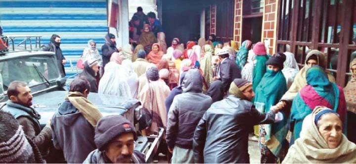 Women unable to get BISP stipend in Yazrkhun