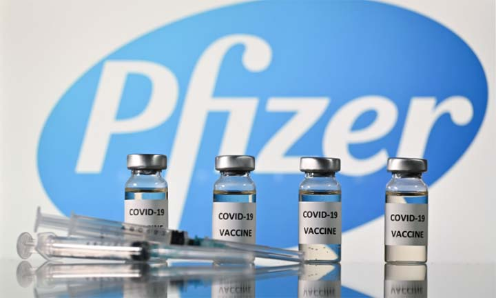 US approves Pfizer vaccine
