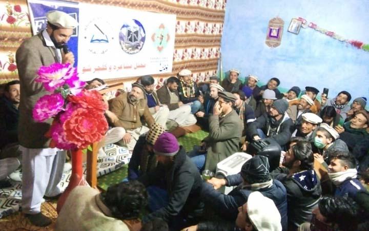 Yadgha poetry session marks Phatak festival in Lotkoh valley