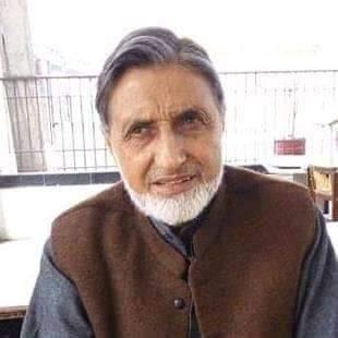 Prof Mir Kalan dies of Covid