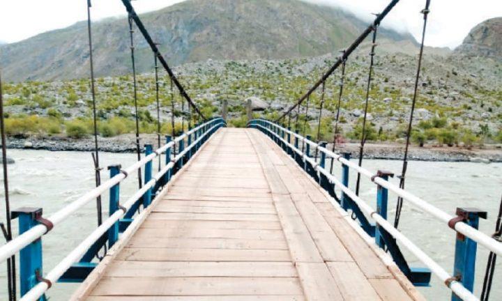 AKRSP builds 32km road, four bridges in Broghil