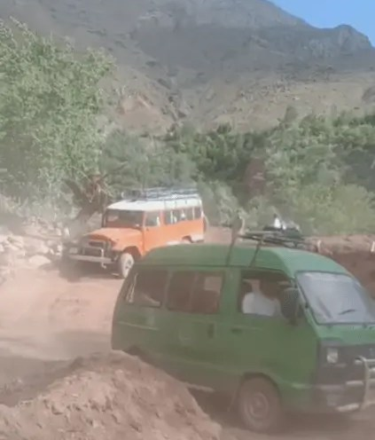 Road to Upper Chitral reopened