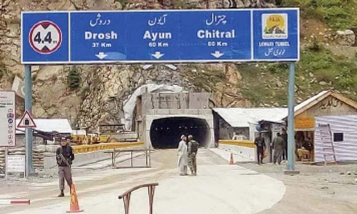 Chitral-Shandur road work awarded
