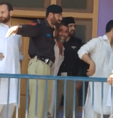 Young man shot dead in Chitral hotel
