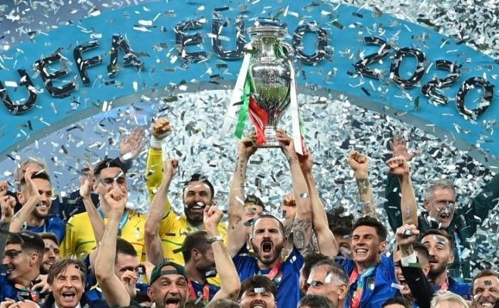 Italy win Euro final after beating England