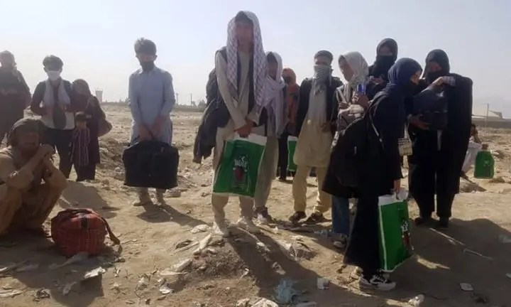 Afghan female footballers evade Taliban, reach Pakistan