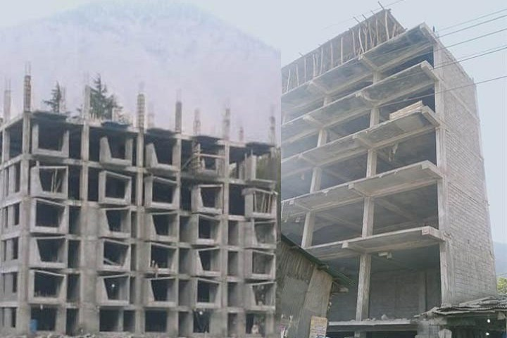 Construction of high-rise buildings a threat in Chitral