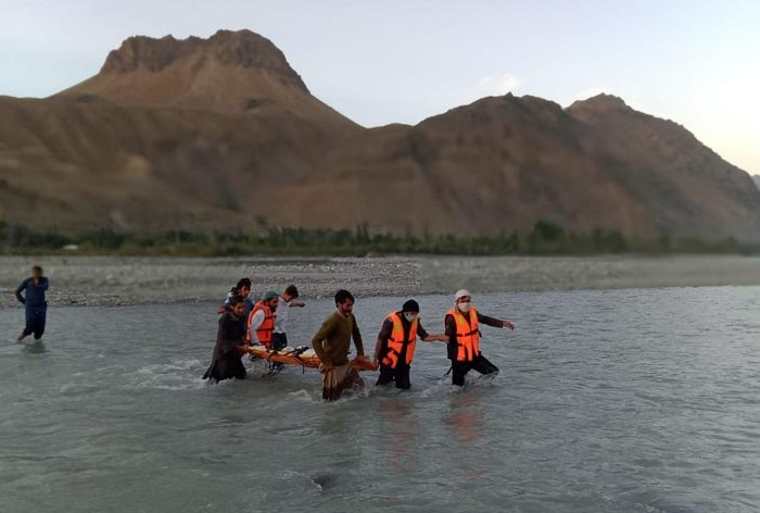 Girl's dead body recovered from river