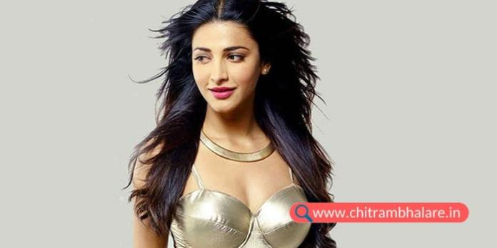 Shruti Haasan takes you back to her school days with this throwback picture