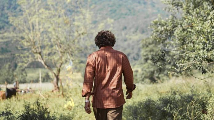Allu Arjun Special Look From Pushpa shooting Sets