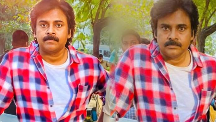 Pawan Kalyan looks young as ever in Vakeel Saab leaked pics from set