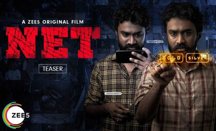 Teaser for ZEE5 original movie 'NET' is out